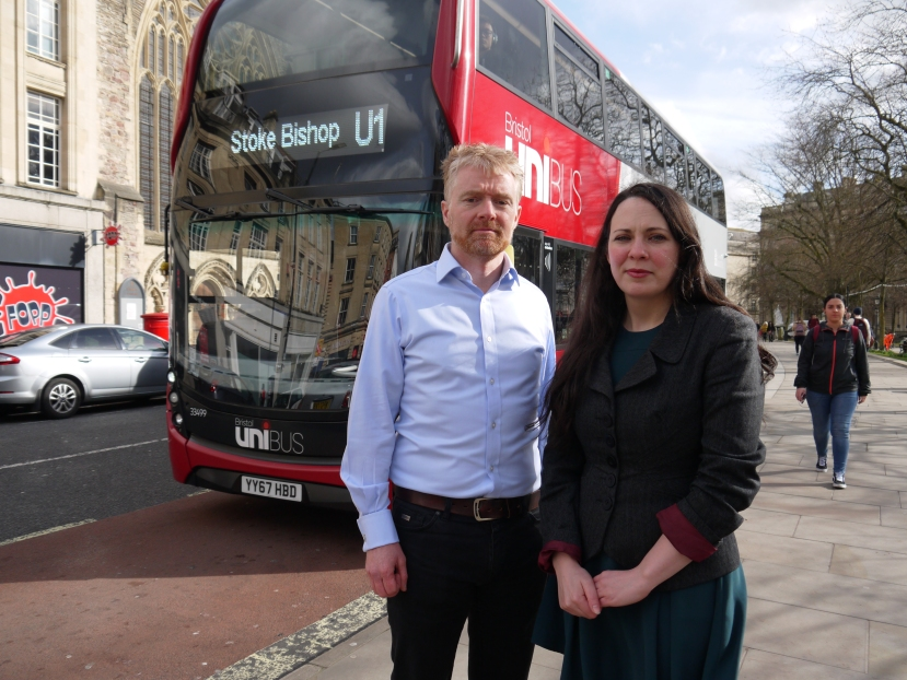 Plans for £6m+ a year investment into buses at no cost to the Bristol taxpayer
